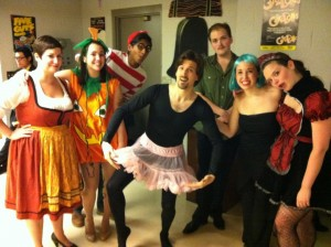 "Peabody Opera cast, ""Review"" October 2011"